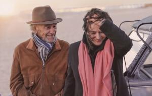 Anne et Jean-Louis de retour à Deauville, 52 ans après... DR