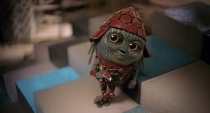 Pawny, un nouveau venu dans l'univers MIB. DR