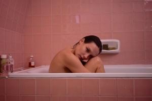 Mélanie reprise par la solitude. Photos Emmanuelle Jacobson-Roques