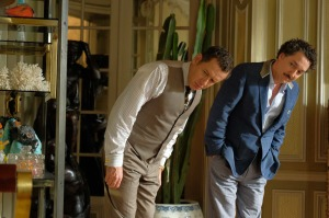 """""""Le dindon"""": Dany Boon et Guillaume Gallienne. DR"""