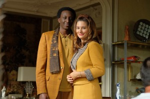 """Le dindon"": Ahmed Sylla et Alice Pol. DR"