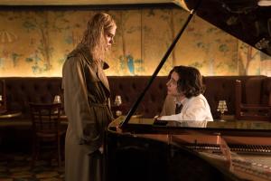 Au bout de la nuit, Ashleigh (Elle Fanning) et Gatsby (Timothée Chalamet). DR