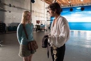 Ashleigh sous le charme d'un acteur sexy (Diego Luna). DR