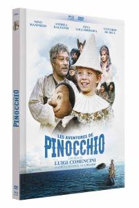 Aventures de Pinocchio