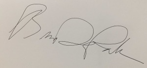 Signature De Palma