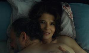 Marianne (Fanny Ardant) et son amant (Denis Podalydès). DR