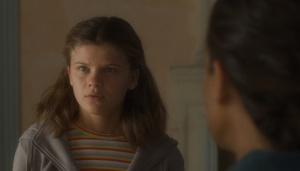 Camille (Céleste Brunnquell), une adolescente rebelle. DR