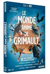 Monde Animé Grimault