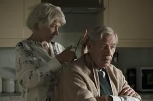 """""""L'art..."""": Betty et Roy. DR"""
