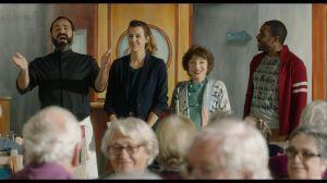JOYEUSE RETRAITE!: Cécile (Nicole Ferroni) et Lise (Judith Magre). DR