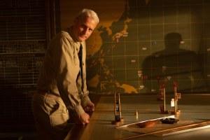 MIDWAY: Woody Harrelson incarne l'amiral Nimitz, patron de la marine américaine. DR