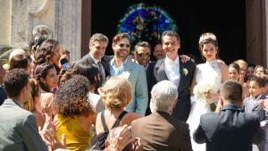 Quand Juan Pablo Roque épouse la belle Ana Margarita à Miami... DR