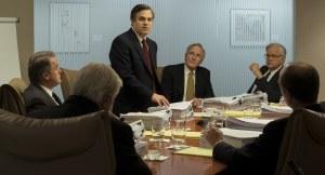 """Dark Waters"": Robert Bilott (Mark Ruffalo), avocat au cabinet Taft. DR"