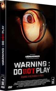 Warning Do Not Play