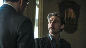 Joseph Mawle incarne George Orwell.