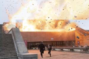 Quand l'Opéra national de Kiev explose... DR