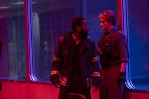 """Le """"Protagoniste"""" et Neil (Robert Pattinson). DR"""