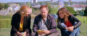 Christine (Corinne Masiero), Bertrand (Denis Podalydès) et Marie (Blanche Gardin). DR