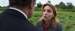 Quand l'effarement s'empare de Diane (Alix Poisson), le bras droit de Pastié... DR