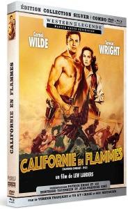 Californie Flammes