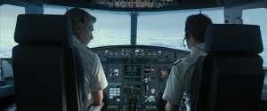Dans le cockpit du vol Dubaï - Paris. DR